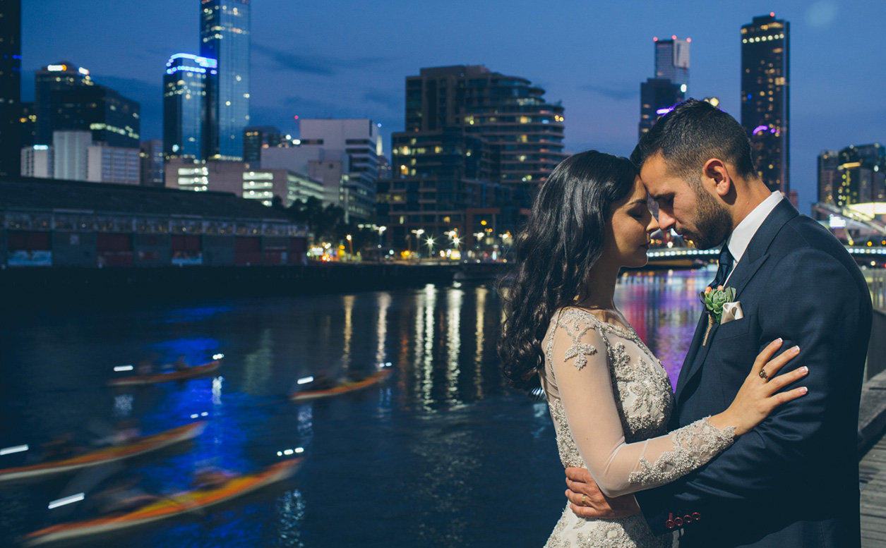 Rosina & Damien / Spring Melbourne Wedding